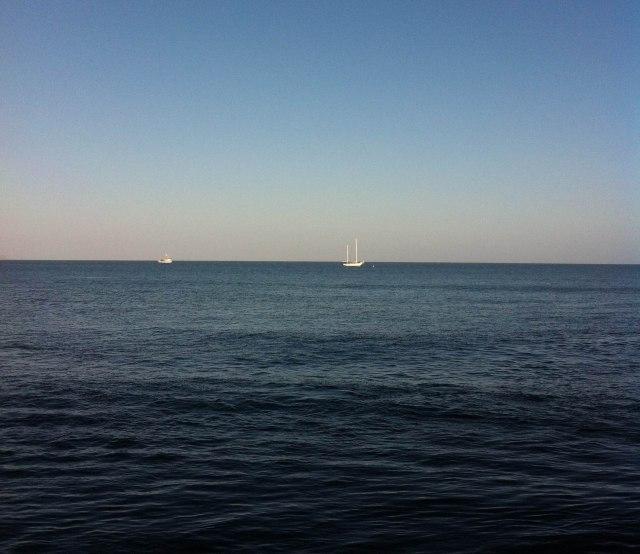 Californian sea